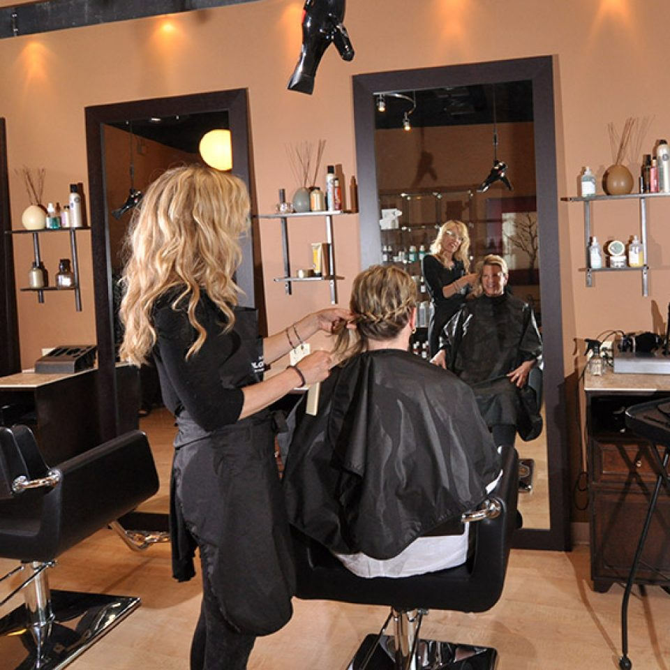 Our Full-Service Hair Salon